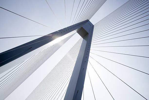 cable-stayed bridge - bridge bildbanksfoton och bilder
