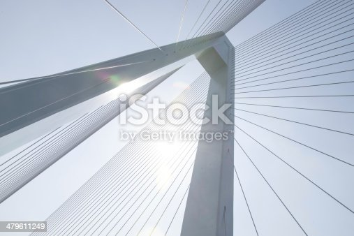 istock Cable-stayed bridge 479611249