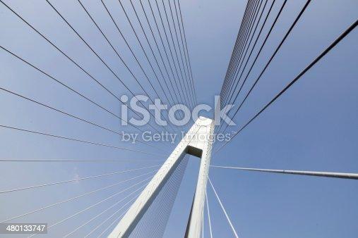 156725382 istock photo Cable-stayed bridge 480133747