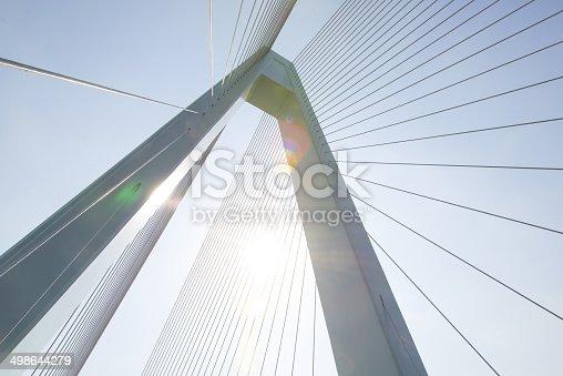156725382 istock photo Cable-stayed bridge 498644279
