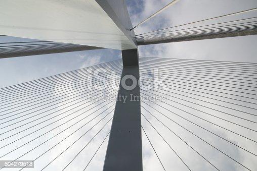 156725382 istock photo Cable-stayed bridge 504279518
