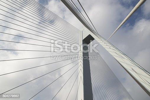 156725382 istock photo Cable-stayed bridge 504279552
