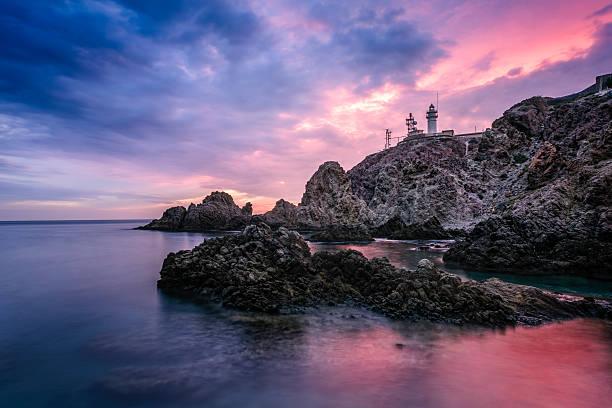 Cabo de Gata stock photo