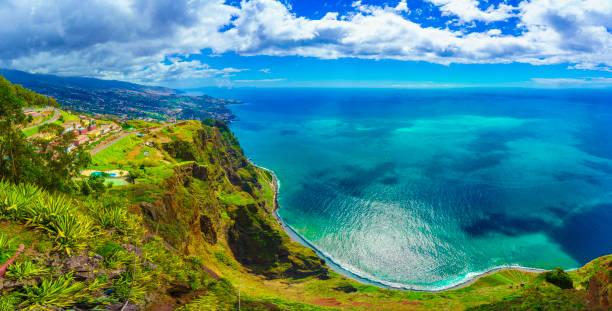 Cabo Girao view point, Madeira