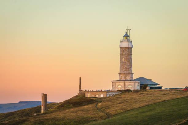 cabo mayor lighthouse - santander zdjęcia i obrazy z banku zdjęć