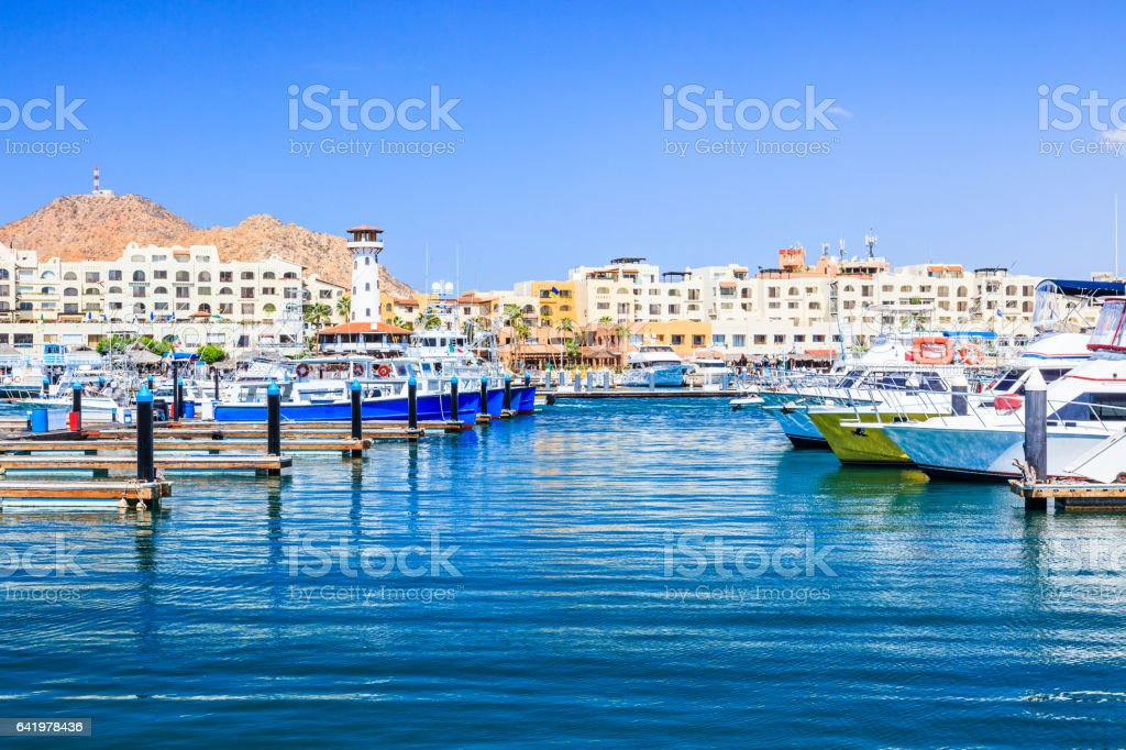 Cabo San Lucas, Mexico. stock photo