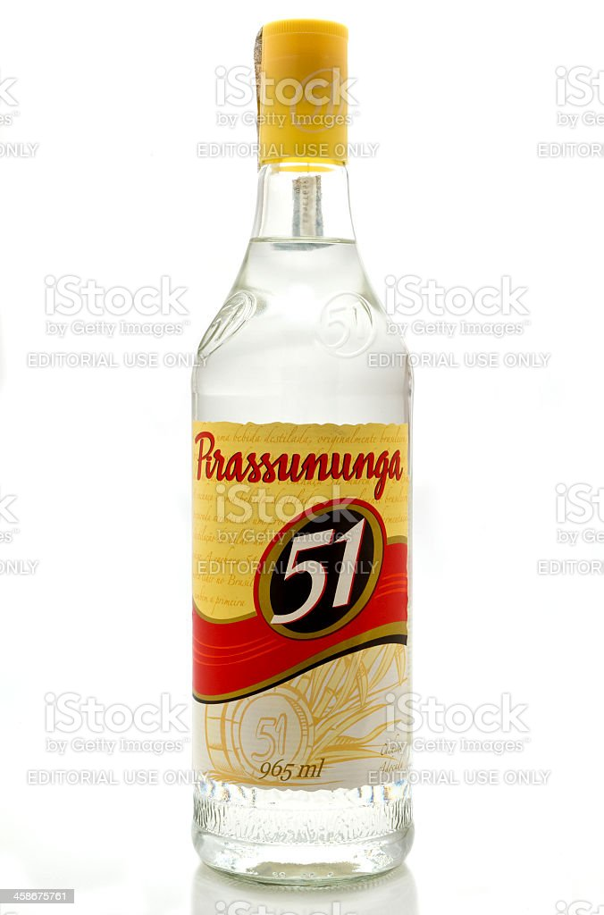 51 >> Cachaca 51 Stock Photo More Pictures Of Alcohol Istock