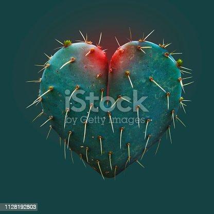 Symbol of Love - Hope - Concept