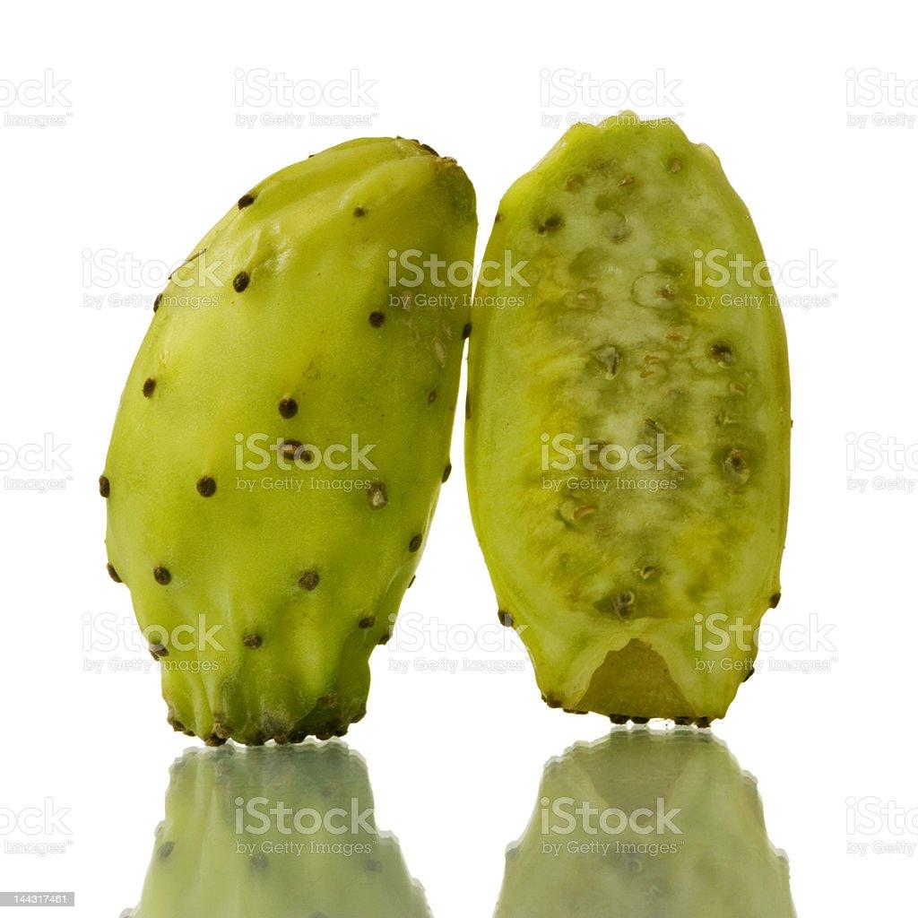 cactus pear royalty-free stock photo