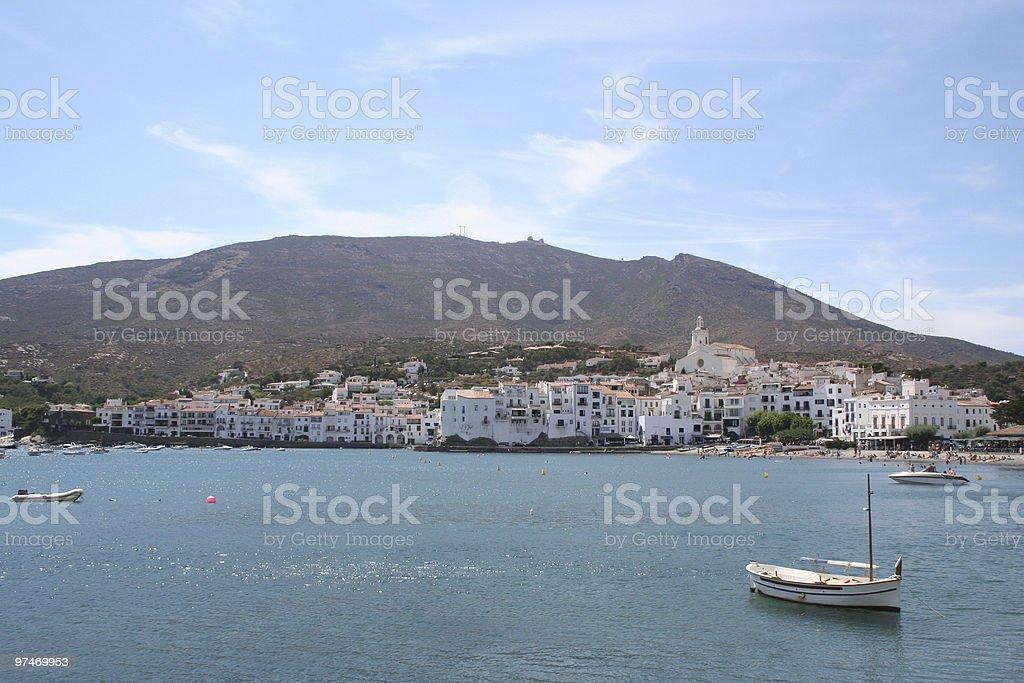 Cadaqués, España. - foto de stock