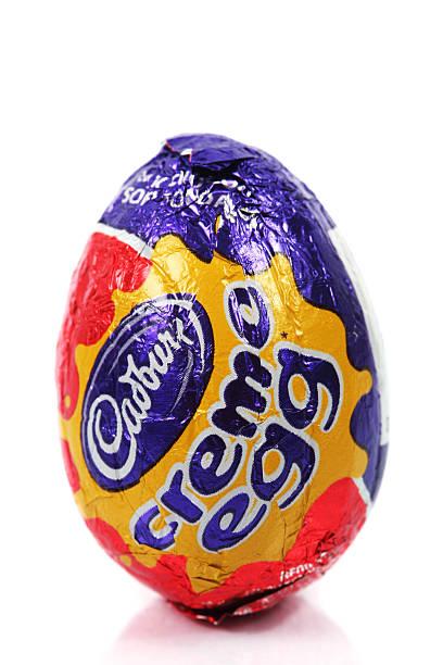 Cadbury Creme Egg stock photo