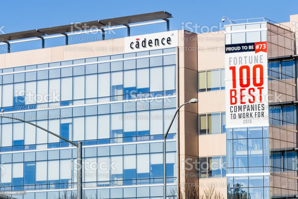 Cadence Design Systems Inc Campus In Silicon Valley Stock Photo Download Image Now Istock