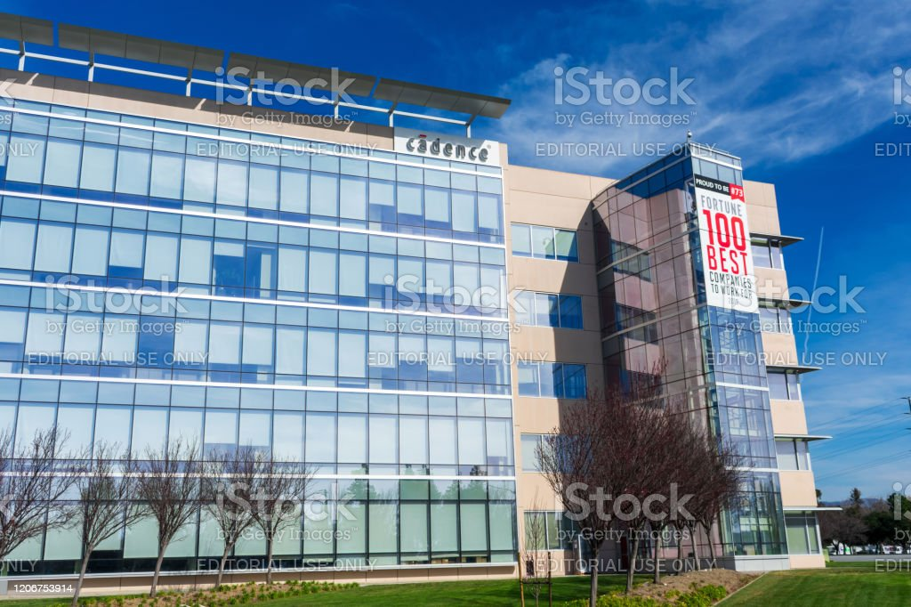 Cadence Headquarters Campus In Silicon Valley Cadence Design Systems Inc Named One Of The 2019 Fortune 100 Best Companies To Work For Stock Photo Download Image Now Istock