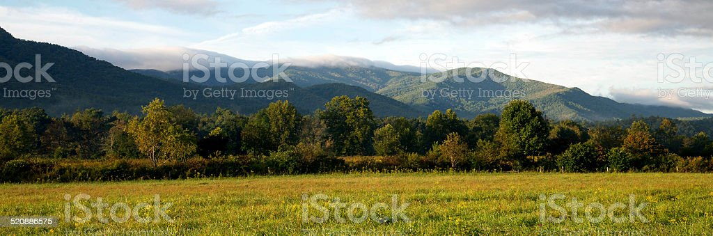 Cades Cove, Tennessee stock photo