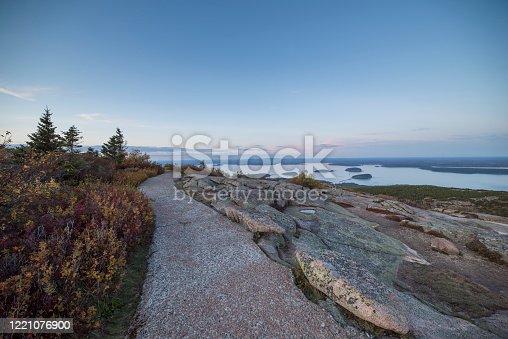 Maine, Desert, Public Park, Sky, USA