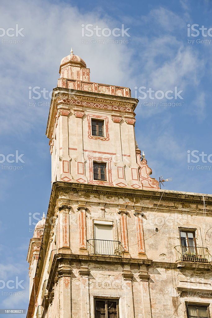 Cadiz in Andalucia, Spain royalty-free stock photo