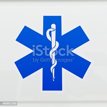 istock Caduceus medical symbol 493952359