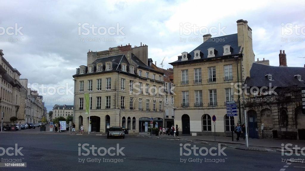 Caen Normandie Frankreich Stock Photo Download Image Now Istock