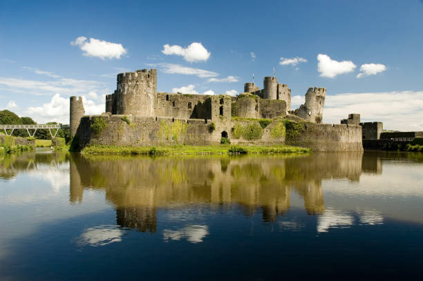 102 Caerphilly Castle Stock Photos, Pictures & Royalty-Free Images - iStock