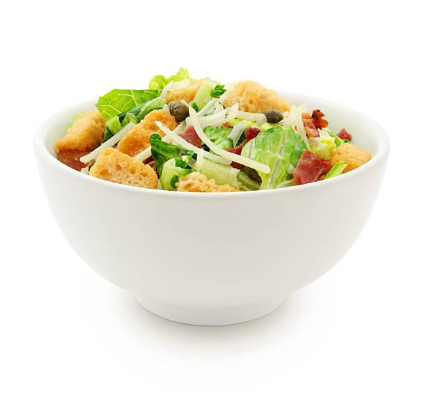 salade césar (path - saladier photos et images de collection