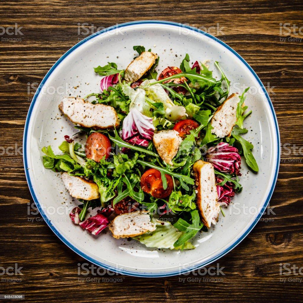 Caesar-Salat – Foto