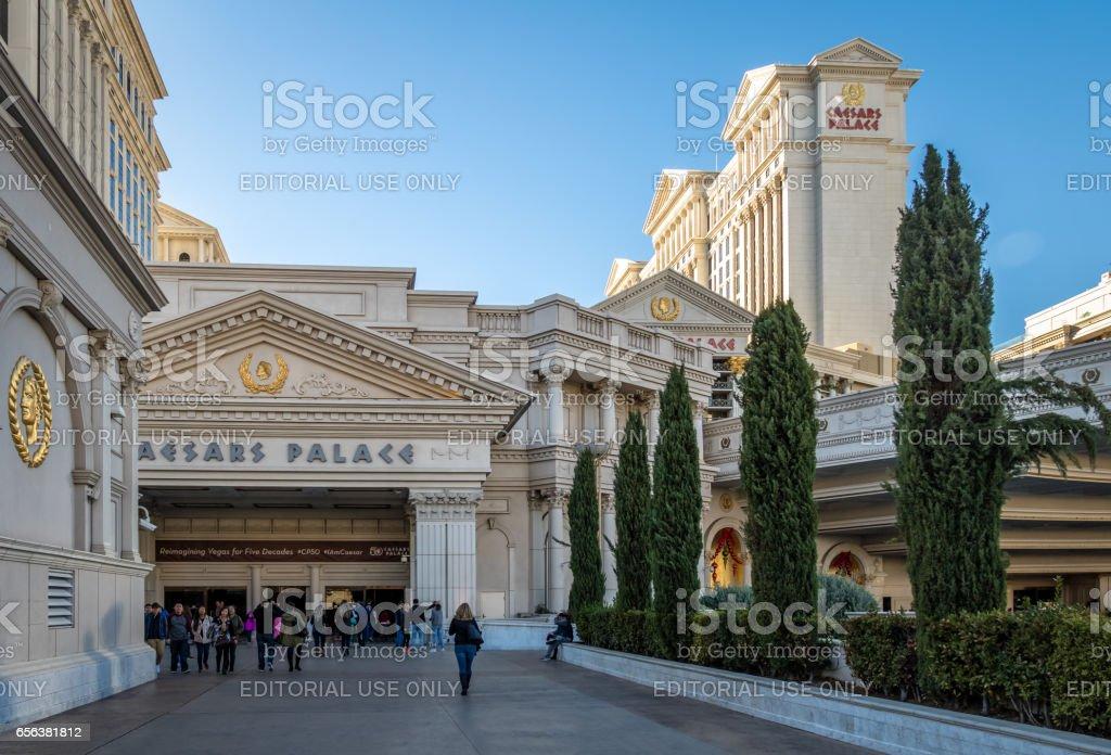 Caesars palace hotel casino las vegas nevada
