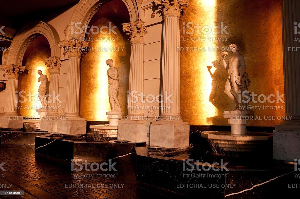 Caesars Palace royalty-free stock photo