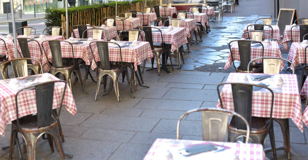 Top Terrasse Cafe Stock Photos Pictures And Images Istock