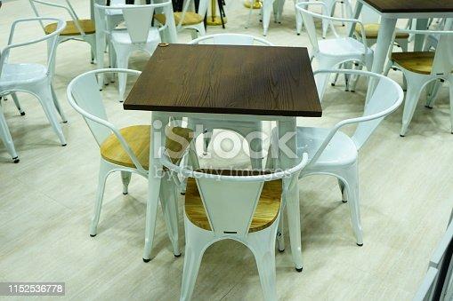647209792 istock photo Cafe Dining 1152536778