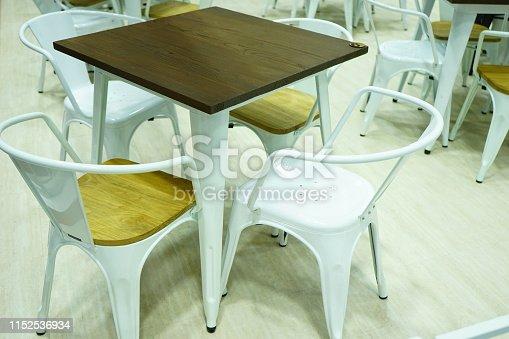 647209792 istock photo Cafe Dining 1152536934