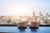 cafe in London