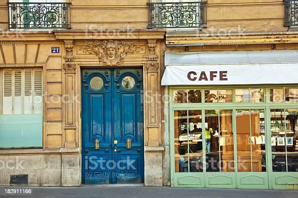 Café In Paris Stockfoto und mehr Bilder von Paris