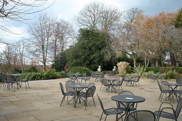 Café im Richmond Park – Foto