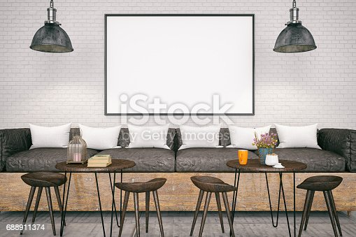 istock Cafe Interior 688911374