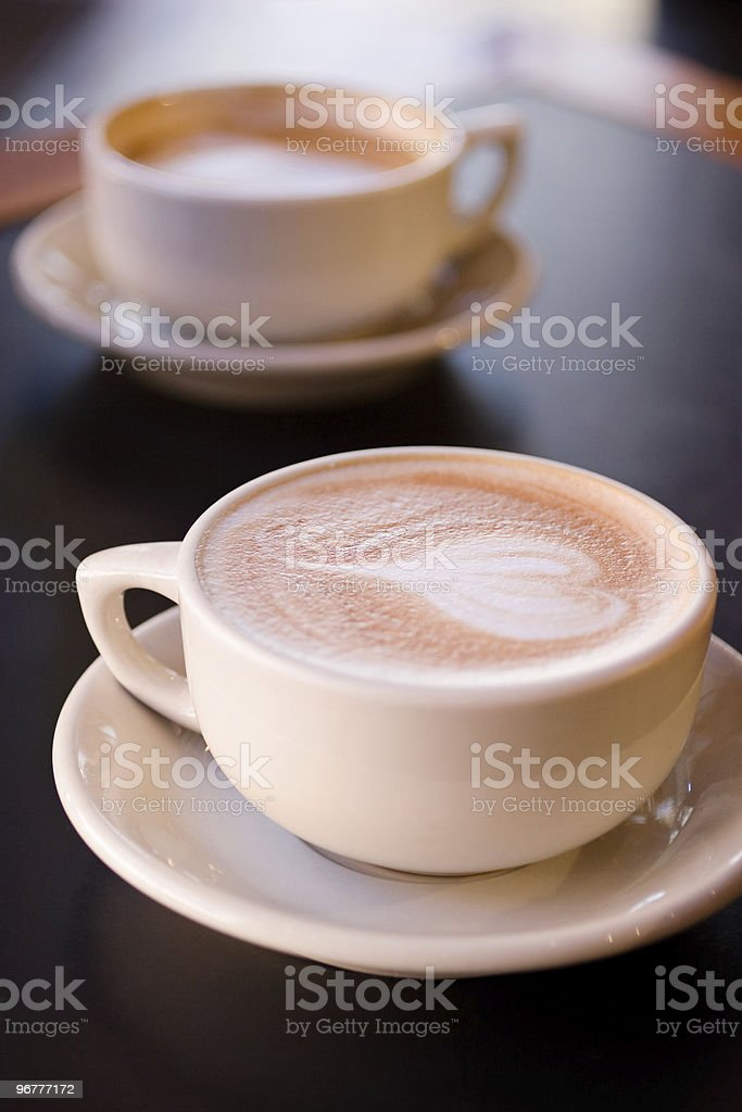 Cafe Love royalty-free stock photo