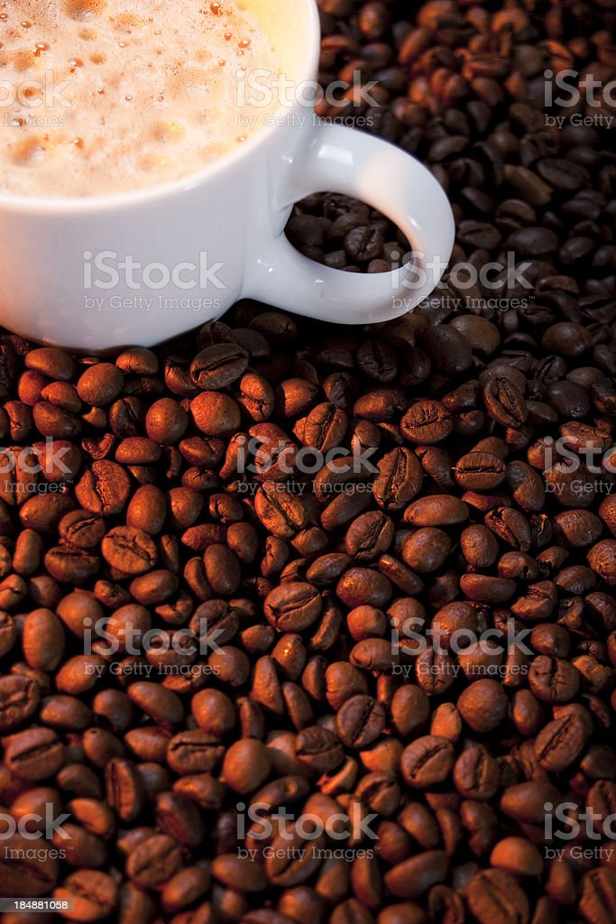 Cafe royalty-free stock photo