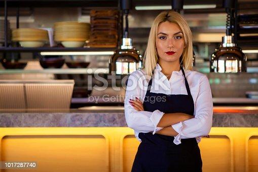 1066358064istockphoto Cafe waitress 1017287740