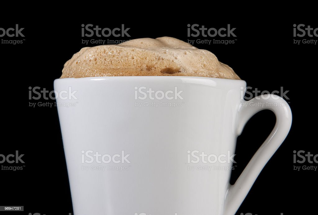 cafe_cream royalty-free stock photo