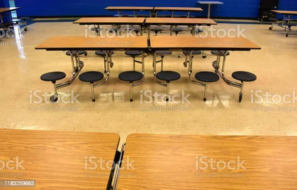 Cafeteria lunch tables at school picture id1183259663?b=1&k=6&m=1183259663&s=612x612&h=89j vwlu jnxc org5hdycwipsqrprqx00d xpdldjw=