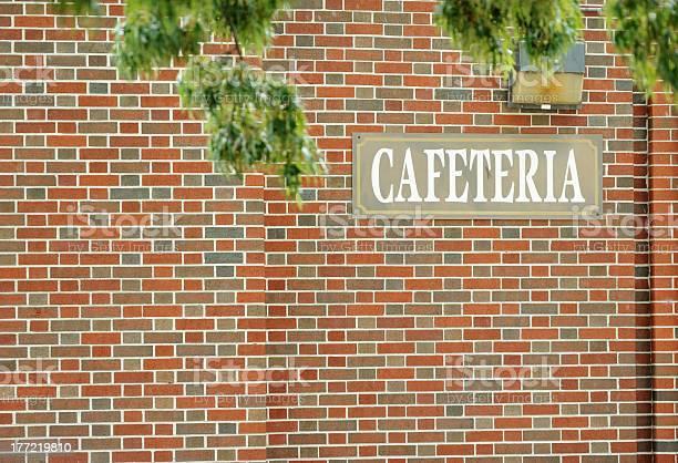 Cafeteria sign picture id177219810?b=1&k=6&m=177219810&s=612x612&h=dz3jnu943orkvtthehblce cvbiipouhcuxpejveq7k=