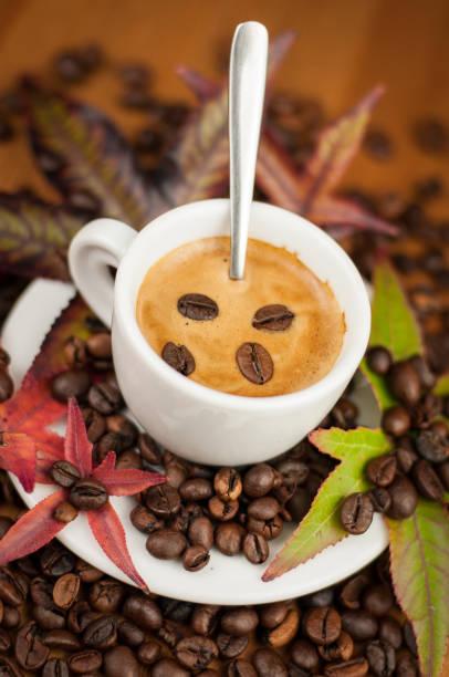caffè colorato - mokkatassen stock-fotos und bilder