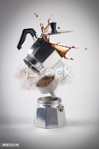 Caffè Moka explosion