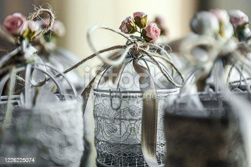 Cages Decorative