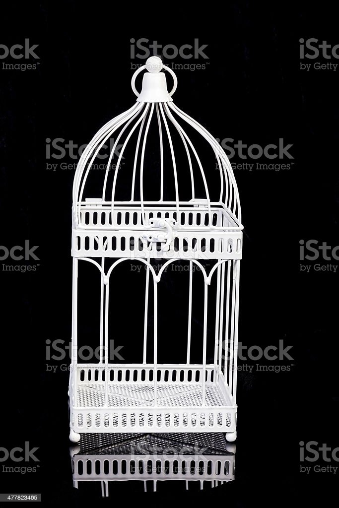 Cages royalty-free stock photo