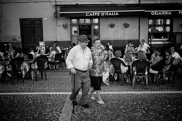 Cagli village square – Foto