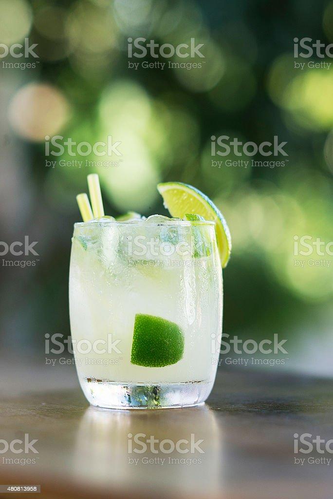 Caipirinha drink The Caipirinha