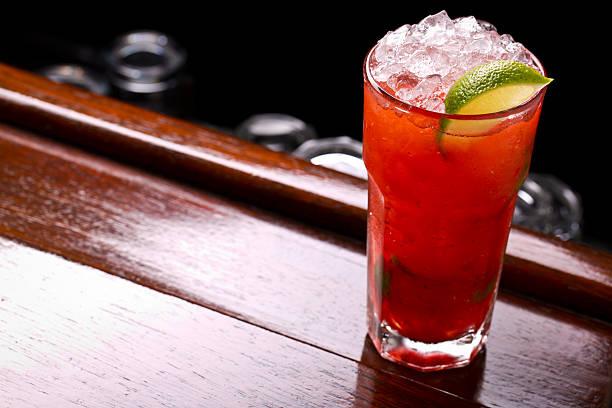 Caipiroska Cocktail – Foto