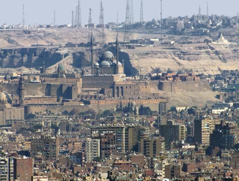 468444004 istock photo Cairo aerial view 118173837