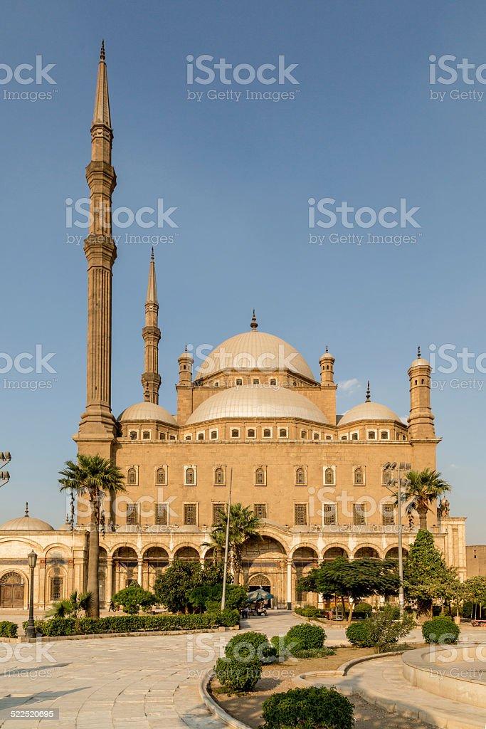 Cairo Citadel stock photo