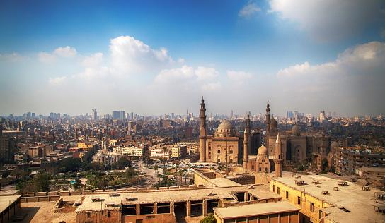 468444004 istock photo Cairo City View 512470178